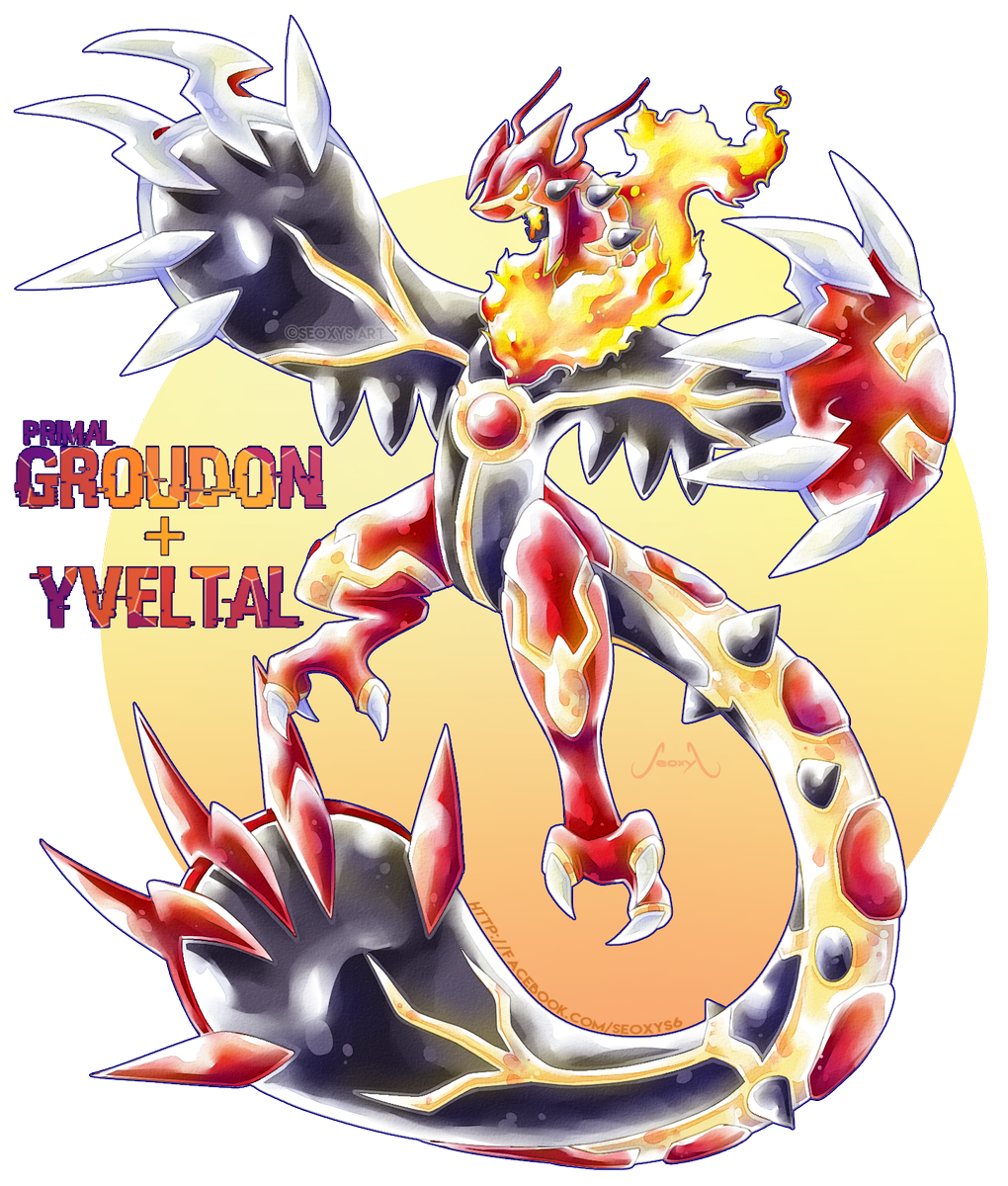 Seoxys on twitter newest. Groudon drawing clip freeuse library