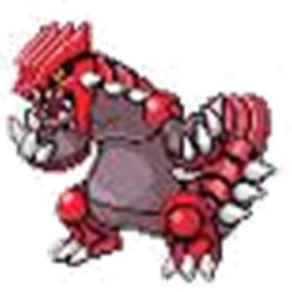 Sprite roblox . Groudon transparent real jpg black and white download