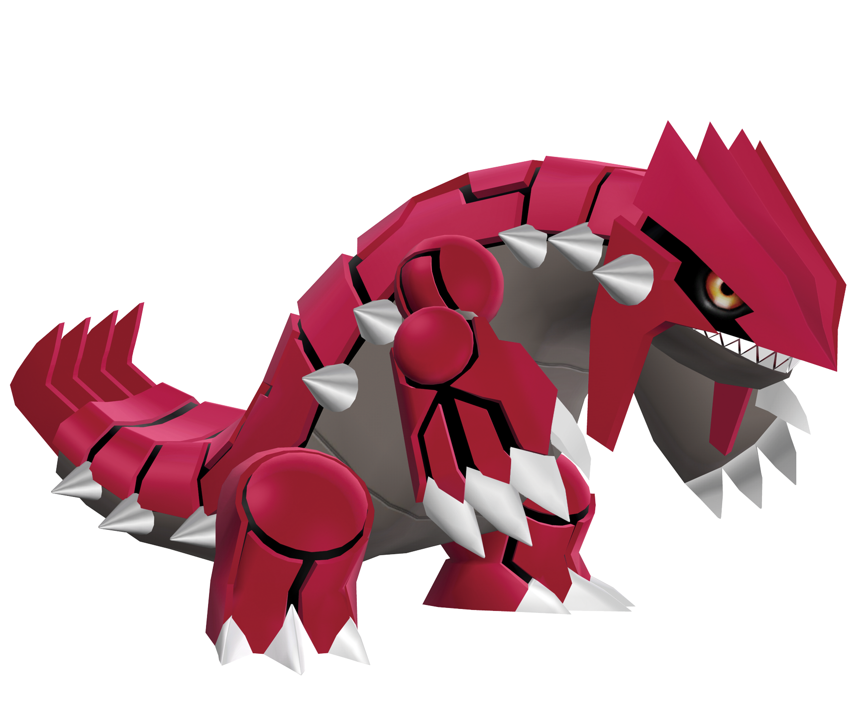 Groudon Pixel Transparent Png Clipart Free Download Ywd