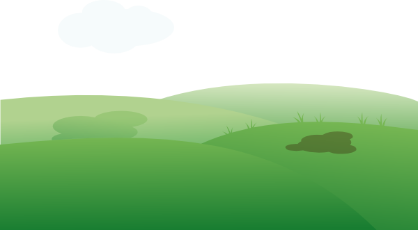 Vector hills green ground. Free cliparts download clip