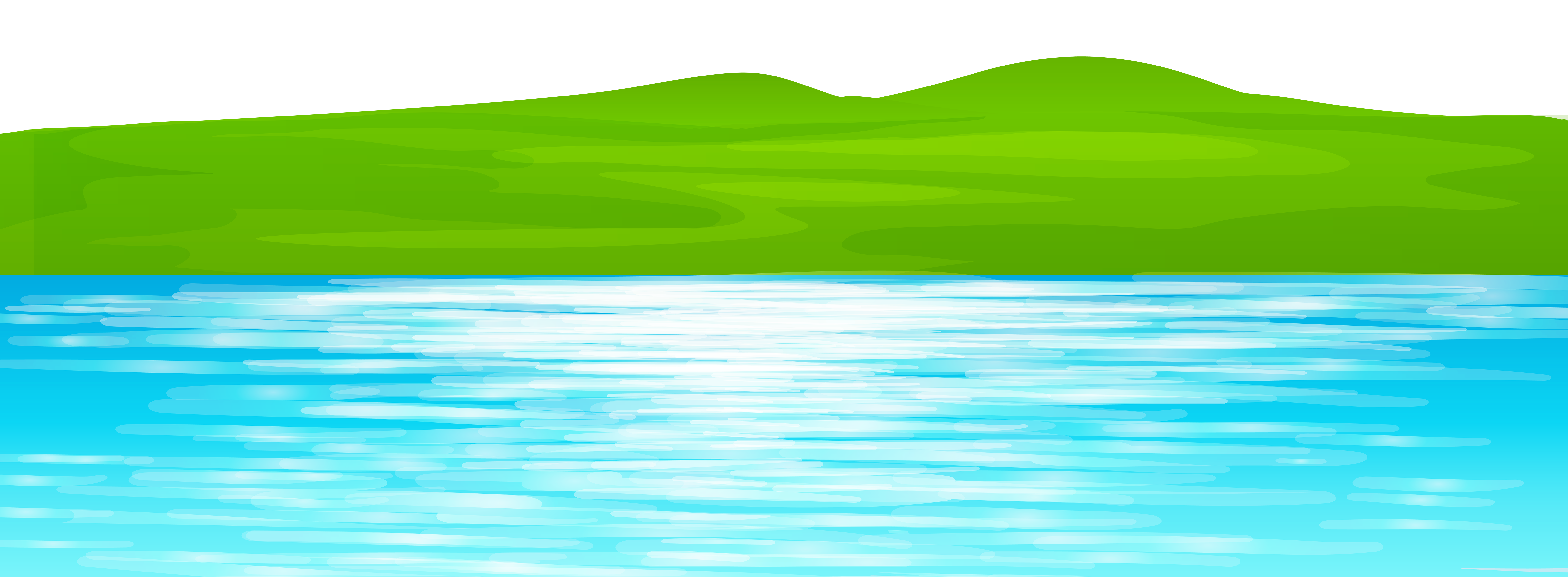 Lake cartoon png. Ground with transparent clip