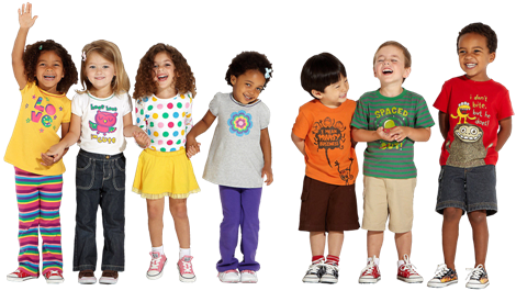 Group of kids png. Homeless education resources for