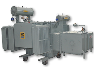 Vector tank transformers. Oil filled indian electricals
