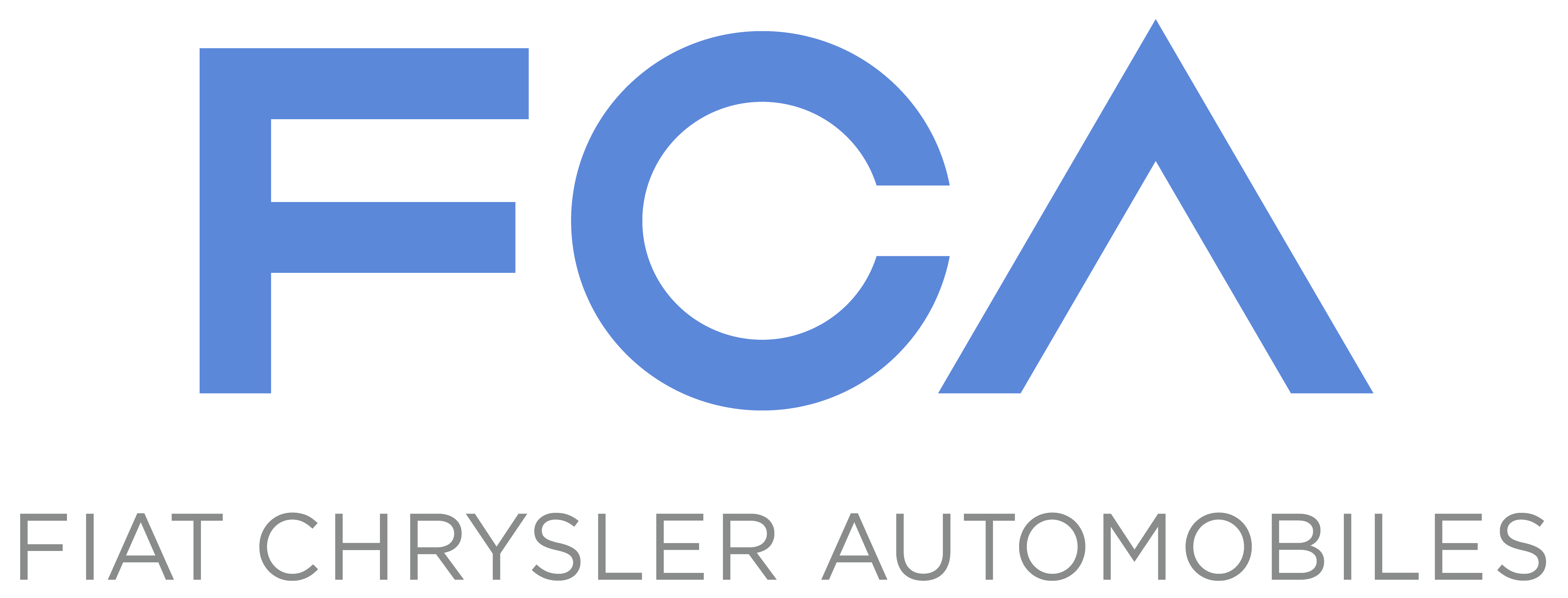 File fiat chrysler automobiles. Group vector logo image library download