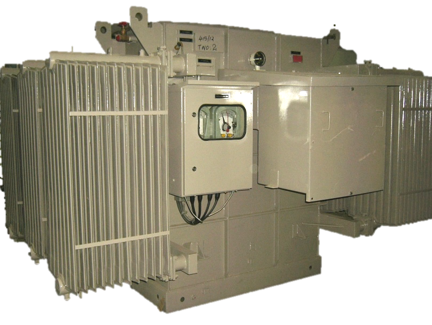 Group vector power transformer. Oman products earthing transformers