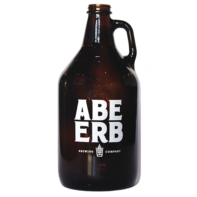 Growler vector brown. Bottle free images at