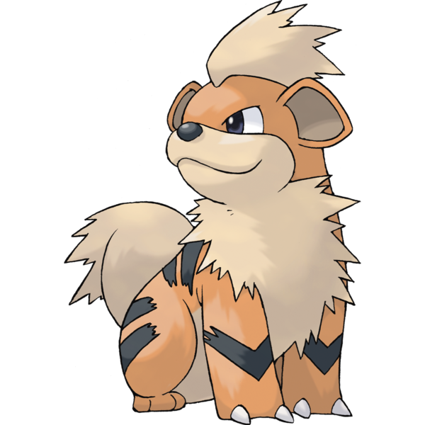 Growlithe drawing. Monster wiki fandom powered