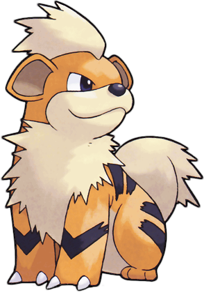 Growlithe drawing baby. My top cutest pokemon