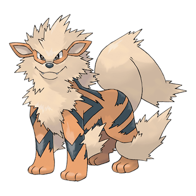 Growlithe drawing pokemon go. Stats moves evolution locations