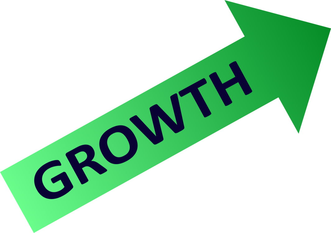 Growth clipart. Computer icons logo chart