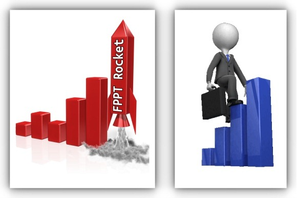 Growth clipart animated. Best d chart animations