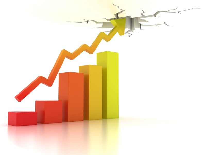 Growth clipart competency. Business self sustainability increases