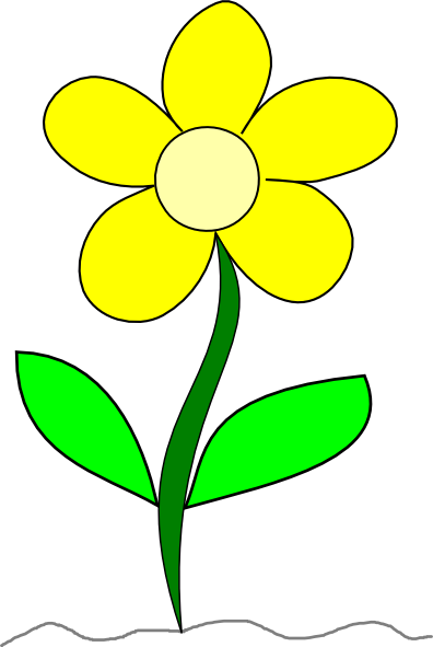 P clipart flower. Free growing cliparts download