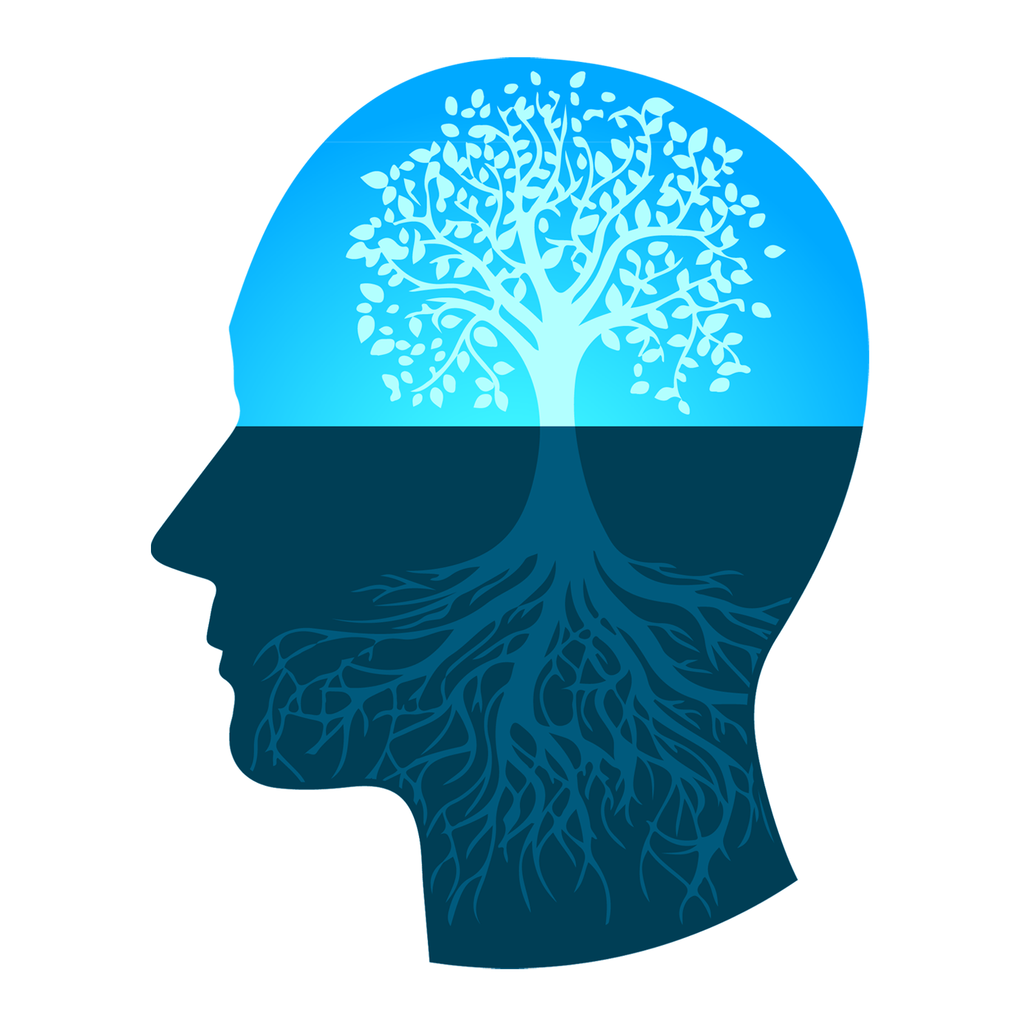 Growth vector mind. Png transparent images all