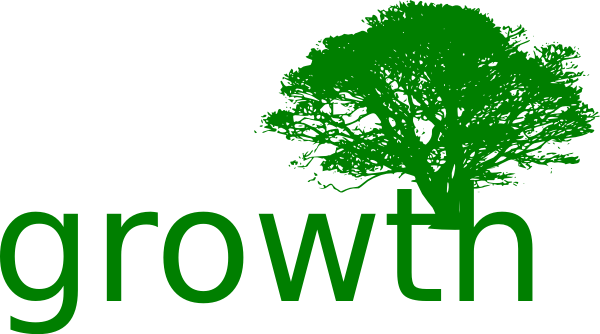 Growth vector tree. Clip art at clker