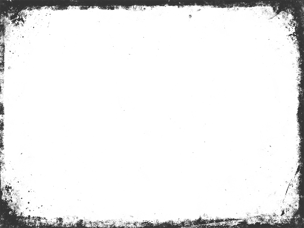 Grunge border png. Grey landscape water wally