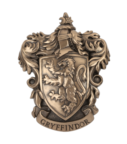 Gryffindor crest png. Wall plaque