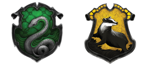 Slytherin transparent crest pottermore. Hogwarts house rivalry images