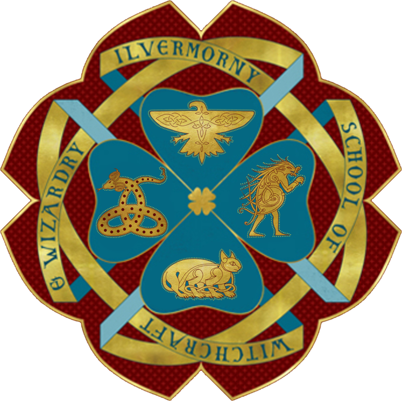 Gryffindor crest png pottermore. Ilvermorny school of witchcraft