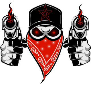 Gta 5 gang png. Red emblems for grand