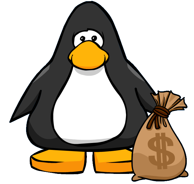 Gta 5 money bag png. Club penguin wiki fandom