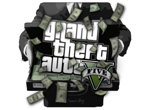 gta 5 money png