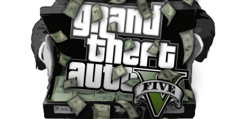 Gta 5 money png. V glitch gamers sphere
