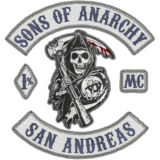 Gta 5 gang png. Sons of anarchy emblem