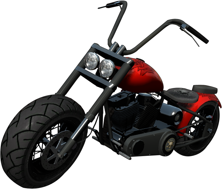 gta 5 motorcycle png
