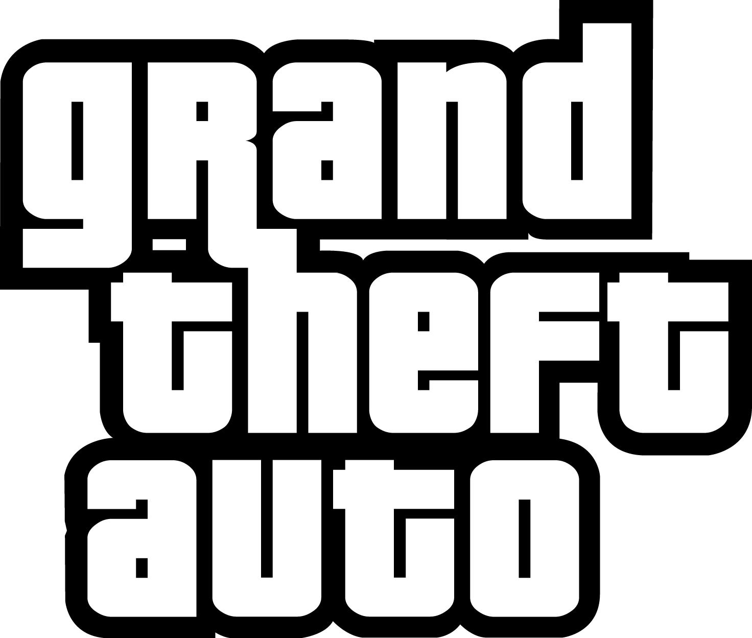 Gta wasted png. Logo grand theft auto