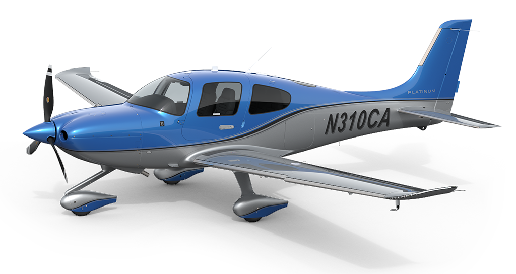 cessna drawing wing