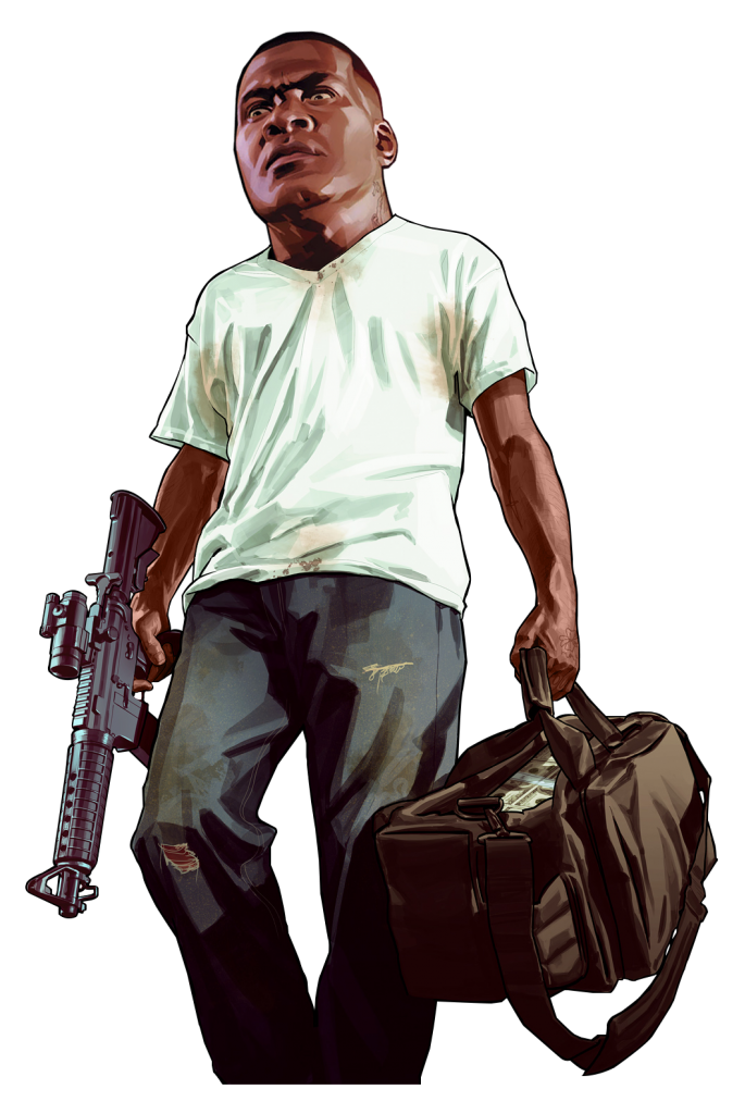 Gta 5 franklin png. Free cliparts download clip