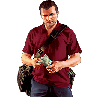 Gta 5 franklin png. For mobile download grand