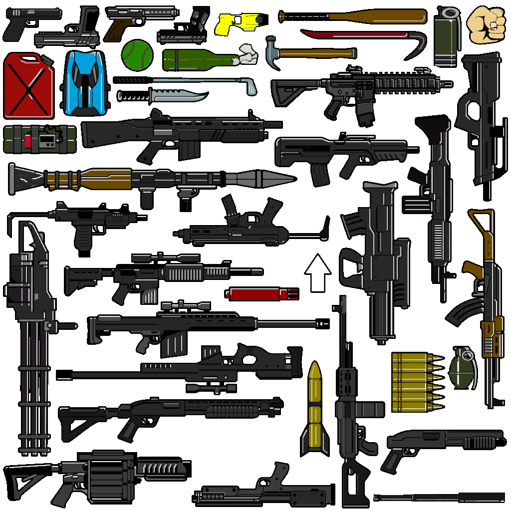 transparent guns gta 5