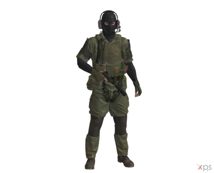 Gta 5 soldier png. Player mgsv character models
