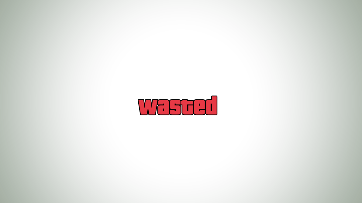 Gta 5 wasted png. V screen by lunicaura