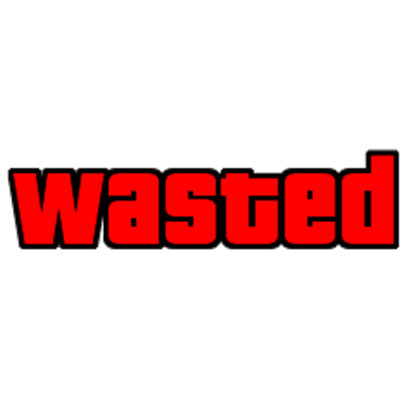 Gta 5 wasted png. Remember kids if she