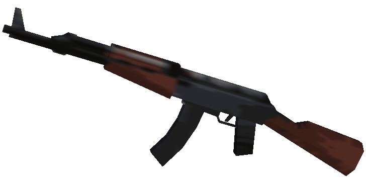 ak clip assault rifle