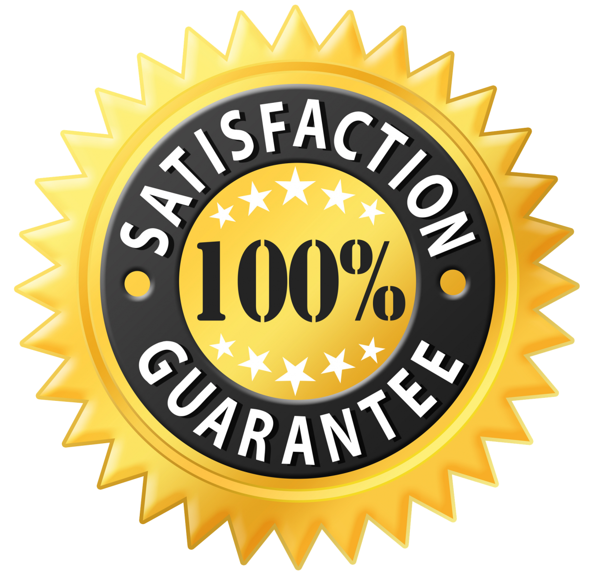 Guarantee badge png. Transparent images all free