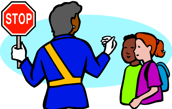 Patrol clipart school traffic. Free crossing guard cliparts