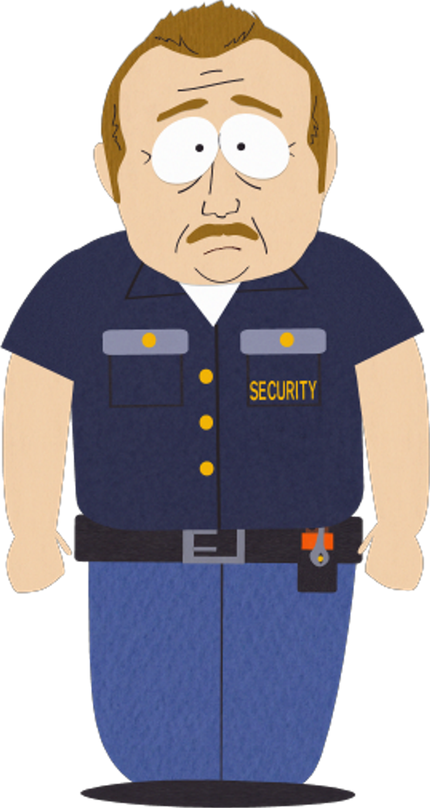 Uniform clipart security guard uniform. Picture library shirt