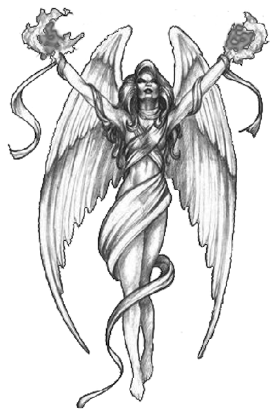 Small angelic angels png. Guardian angel hd transparent