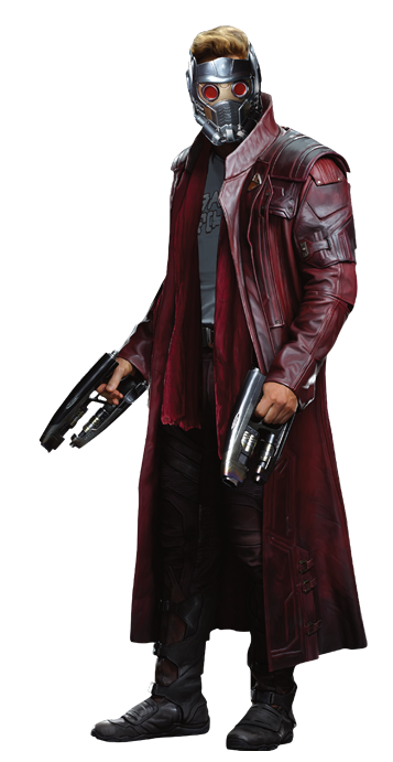 Star lord png