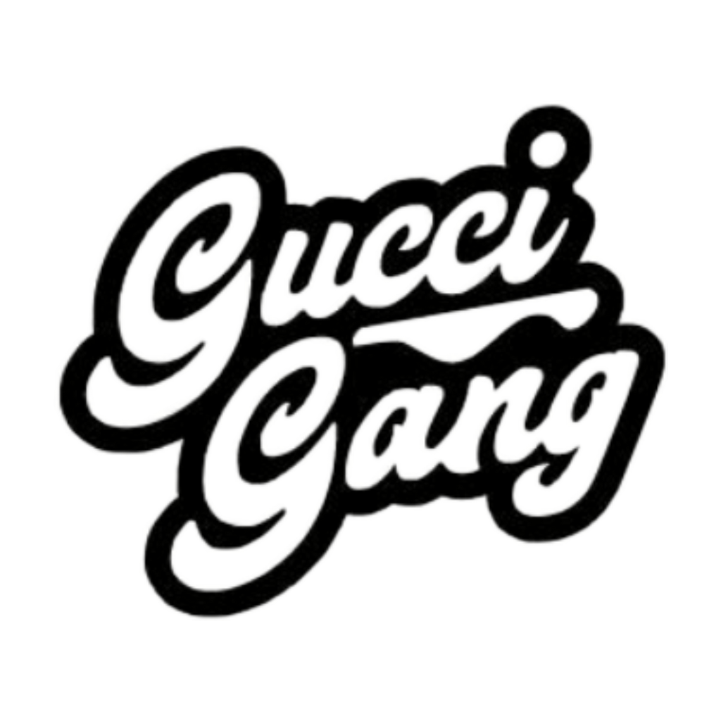 Gucci gang png. Guccigang sticker by salwa