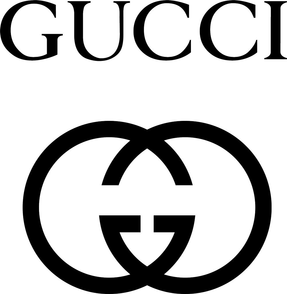 Gucci vector pattern. Gang logos