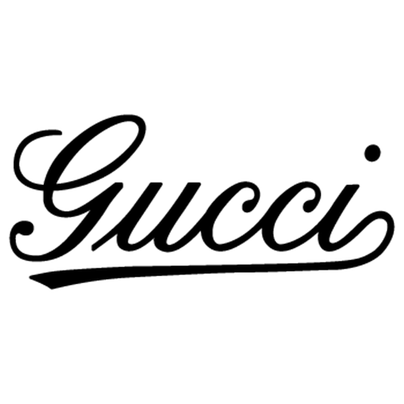 Gucci logo gold png. Fiat decal