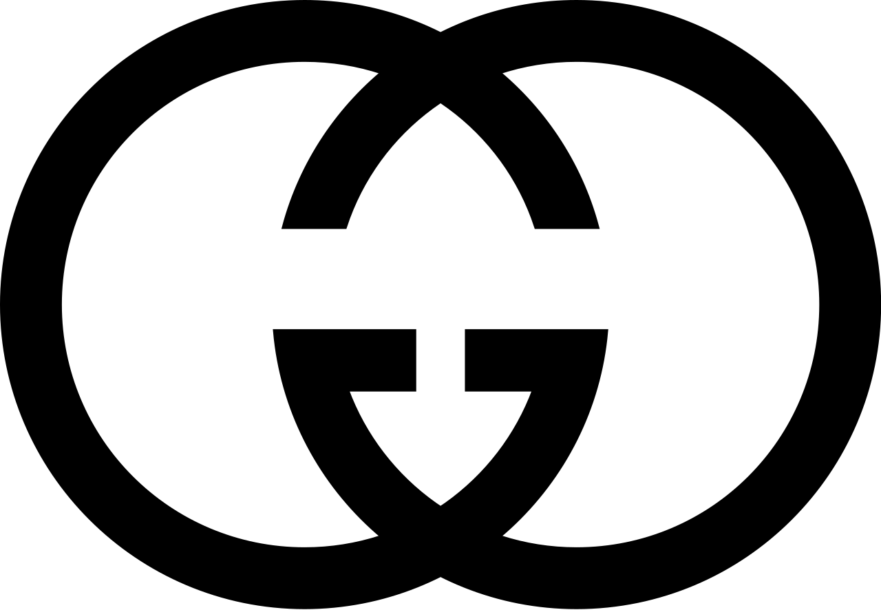 Gucci logo png. Letter transparent stickpng download