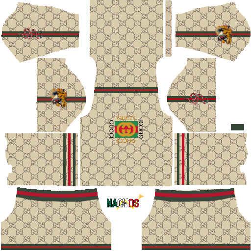 Gucci pattern png. Custom kits nachos mx