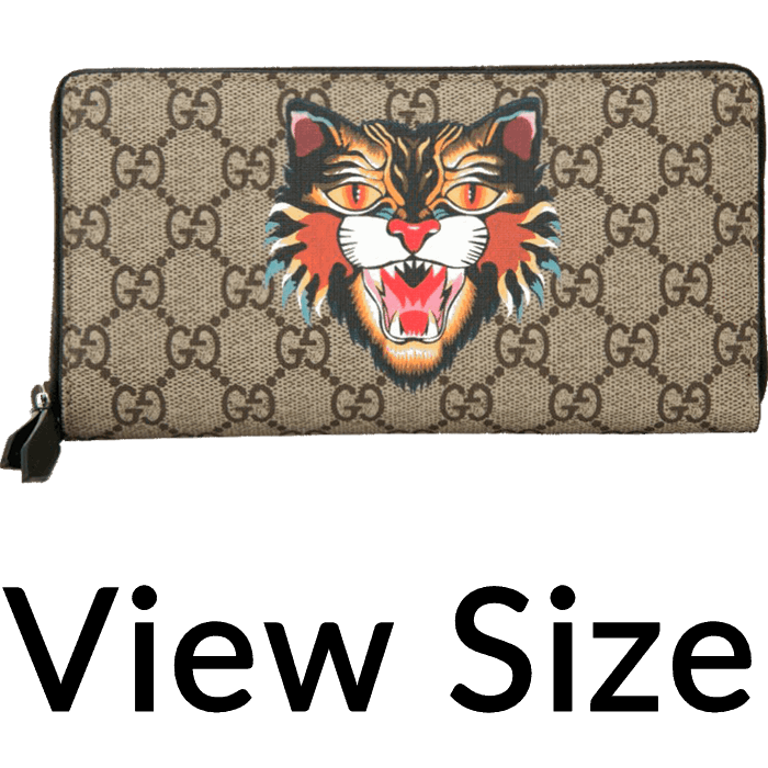 Gucci print png. Angry cat gg supreme