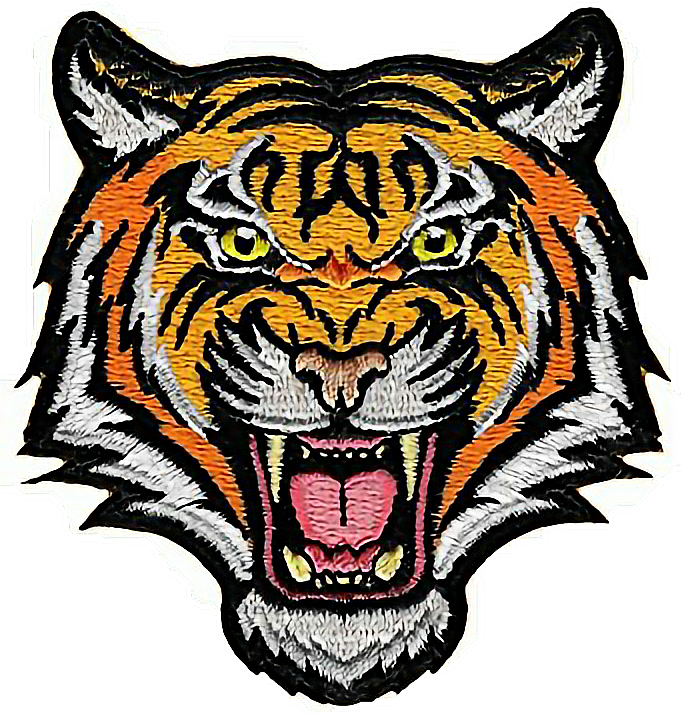 Gucci tiger png. Patch guccipatch tumblr freetoedit